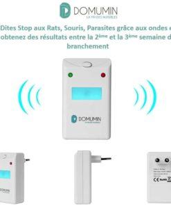 Répulsif électronique pour rats et souris