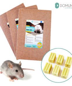 Kit anti rats professionnel Domumin