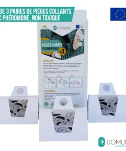 anti mites textiles naturel et efficace Domumin